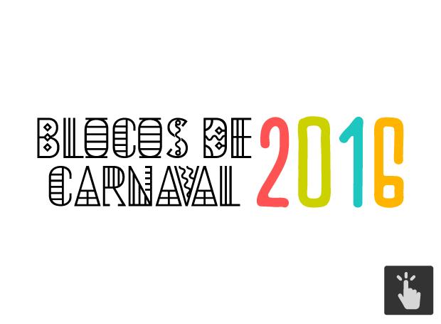 Imagem Bloco de Carnaval